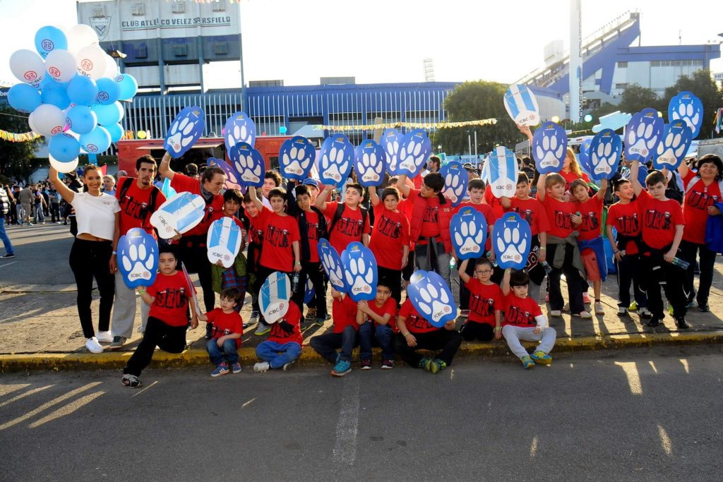 Activación y Branding Banco ICBC, Sponsor de los Pumas