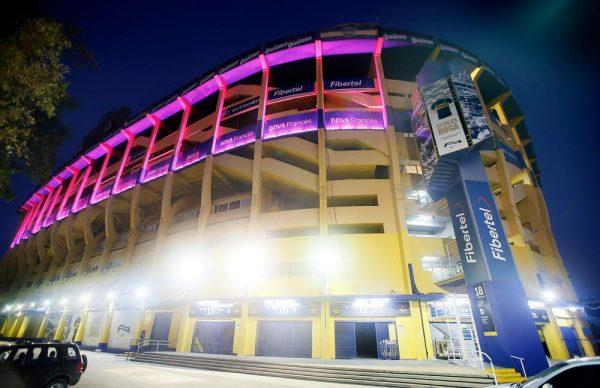 Acción Estadios 2014 Cablevisión Fibertel