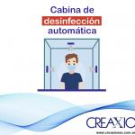 Cabinas Sanitizantes – Prevención Covid-19